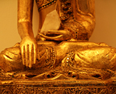 Placing Ourselves at the Feet of the Buddha